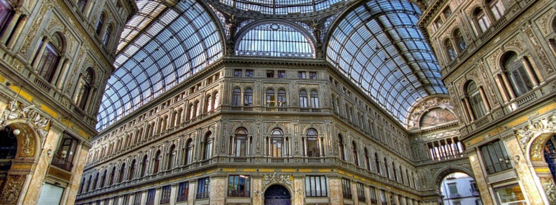 Capolavori di Napoli: la Galleria Umberto I