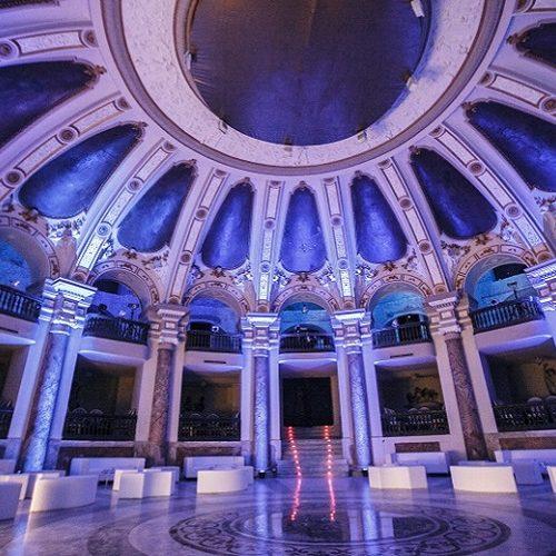 Salone Margherita, il tempio della Belle Époque napoletana