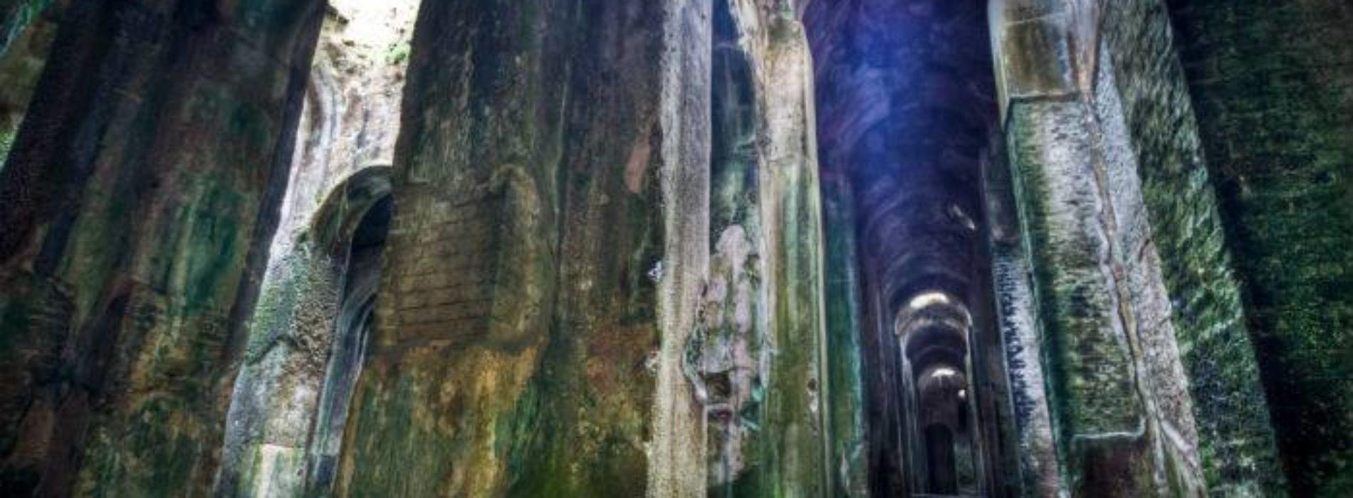 Piscina Mirabilis: il tempio dell'acqua
