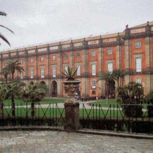 La Reggia di Capodimonte, guardiana del Golfo di Napoli