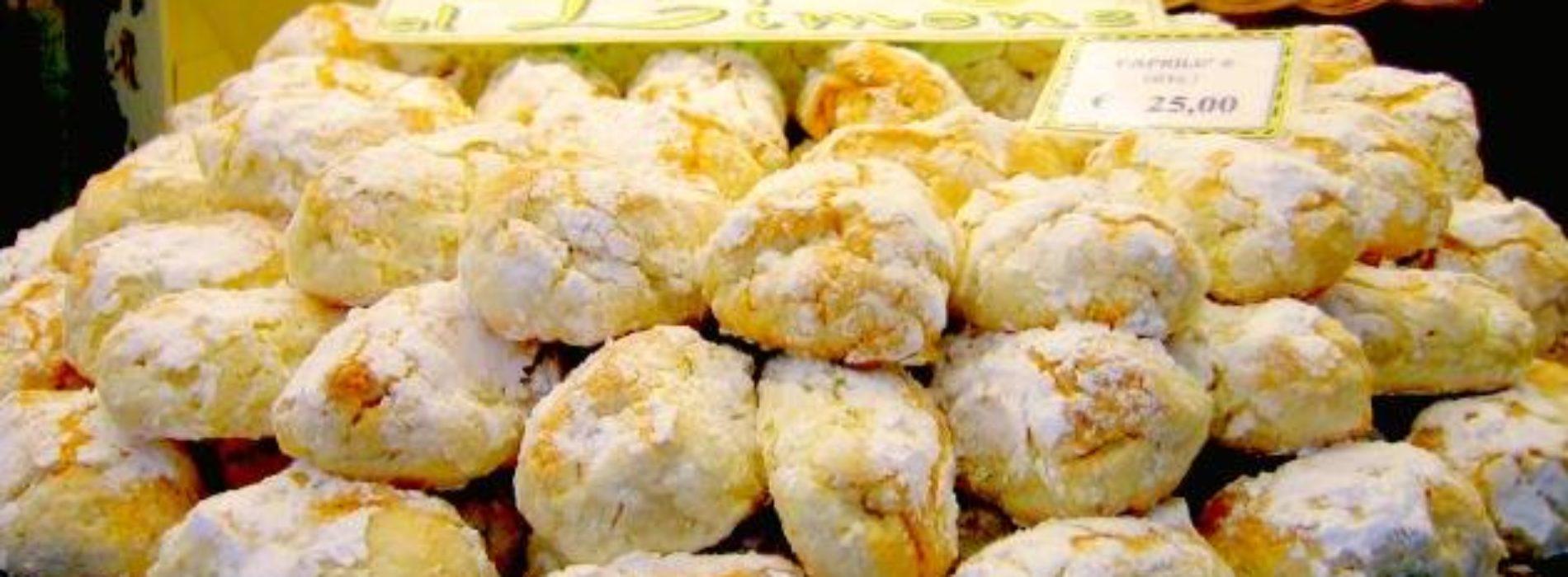I Caprilù: i famosi dolcetti dell'isola di Capri