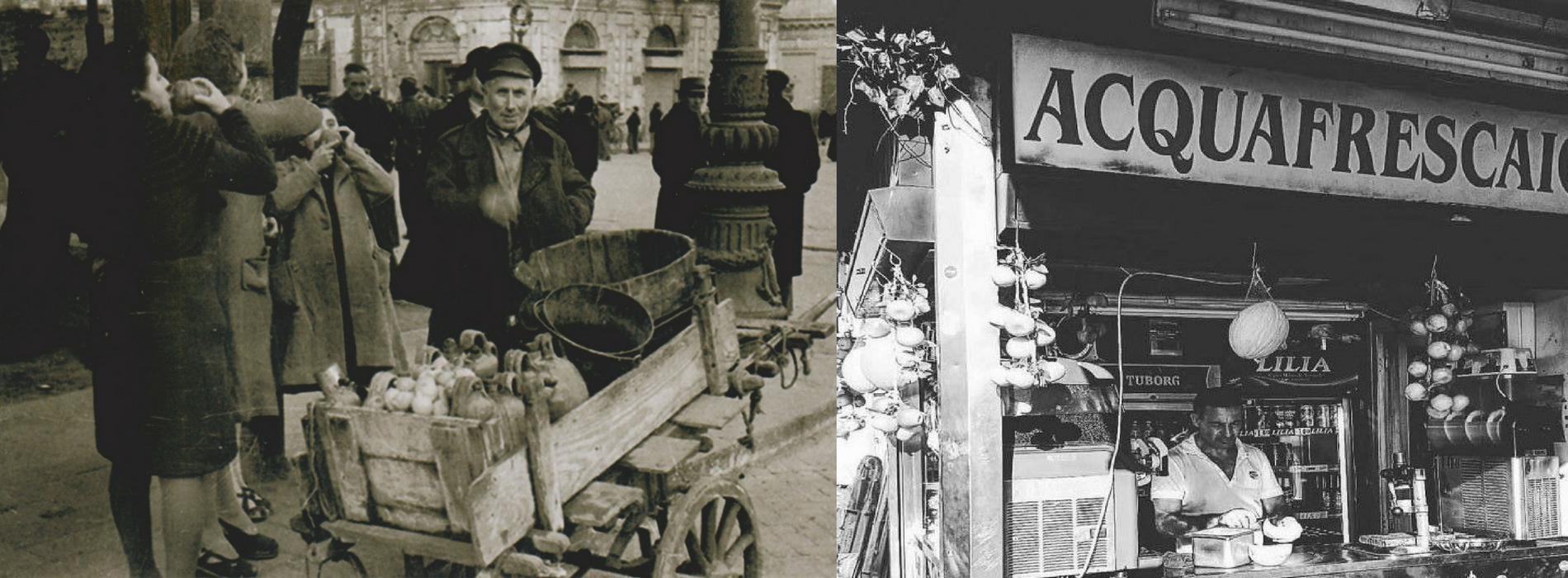 L' Acquaiolo: antico mestiere di Napoli