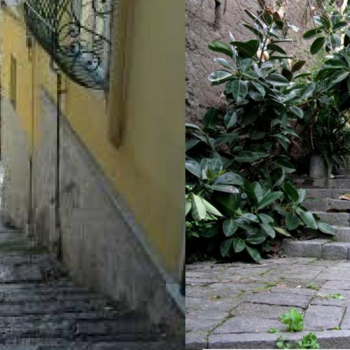 Salita Moiariello:una passeggiata napoletana