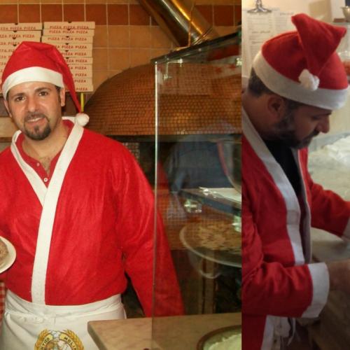 Arriva a Napoli la 'Pizza Panettone'