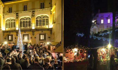 I Mercatini di Natale al Castello di Ottaviano