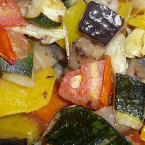 Ricetta della cianfotta napoletana al forno