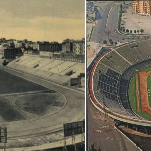 Lo Stadio Arturo Collana