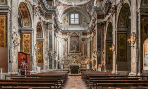 Tour serale alla Chiesa dell'Arte della Seta