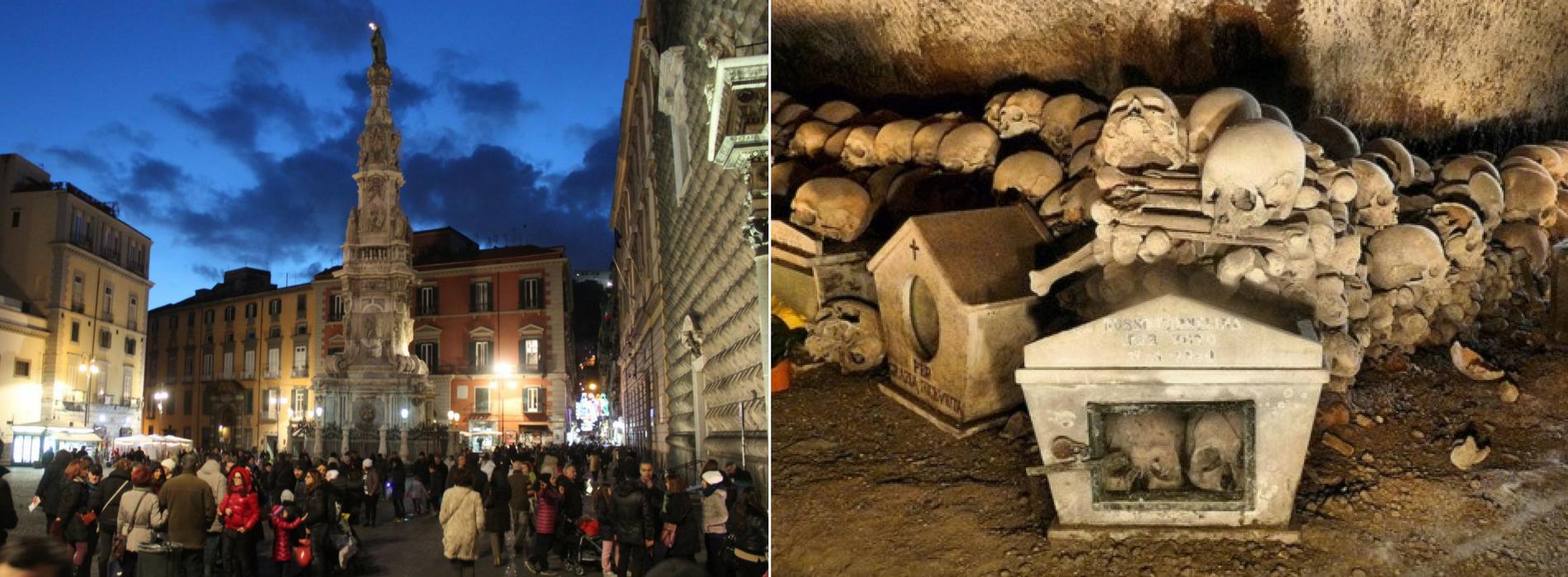 Visita guidata notturna alla Napoli Esoterica
