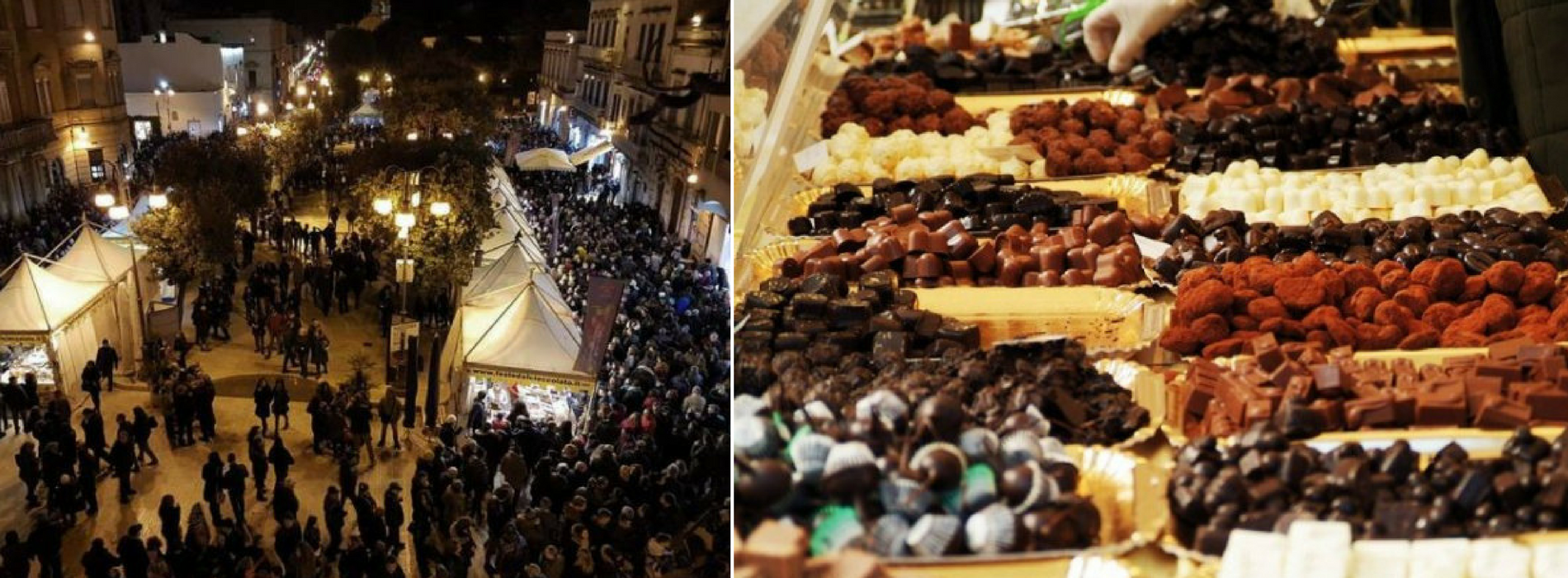 Arriva Chocoland 2018 a Sorrento