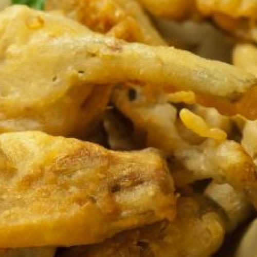 Carcioffole 'ndurate e fritte la ricetta partenopea