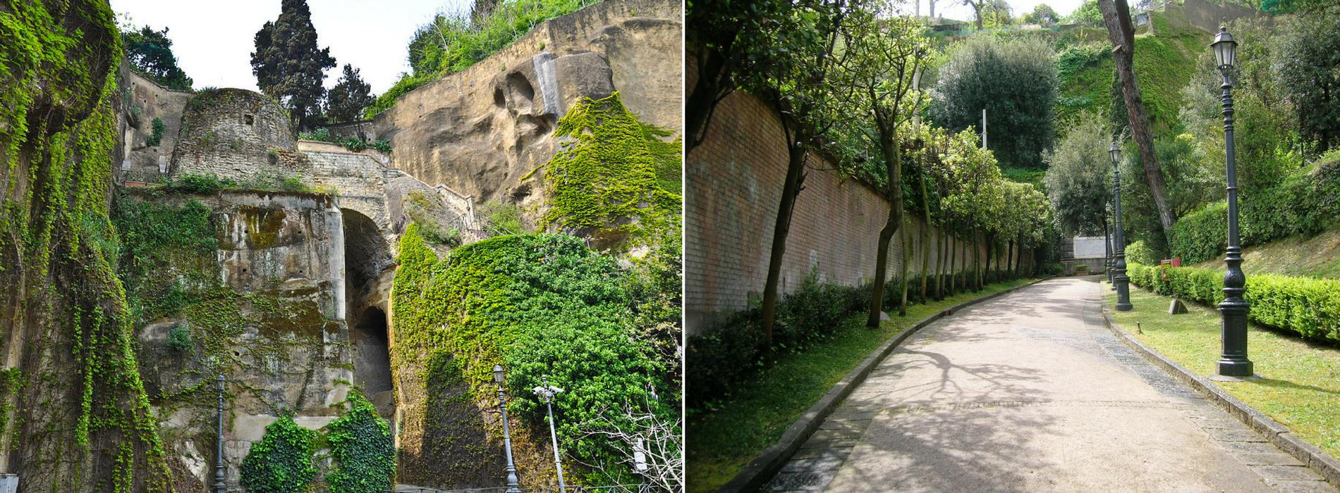Tour alla scoperta del Parco Vergiliano e della Tomba di Virgilio