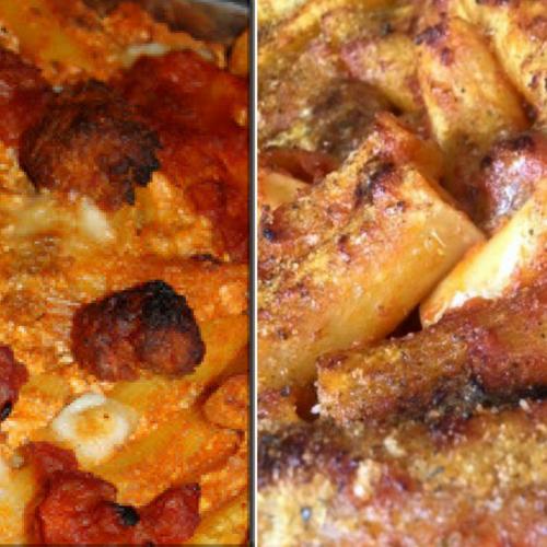 La ricetta della pasta al forno napoletana con le polpettine