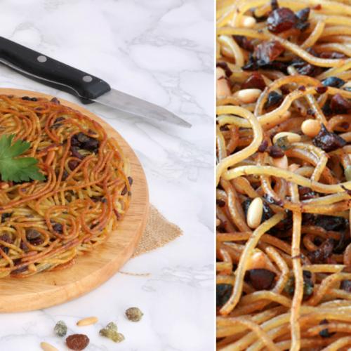 """La """"frittata"""" di Scammaro: una ricetta della tradizione"""