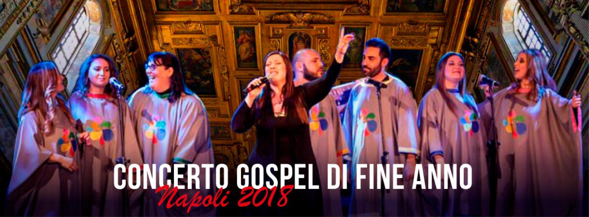 Concerto Gospel di Fine Anno