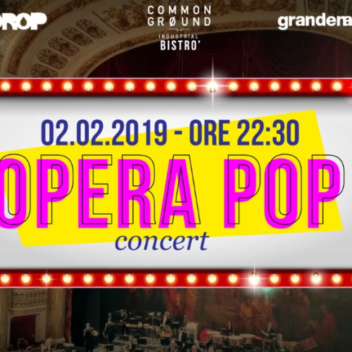 Opera Pop Concert al Common Ground