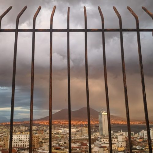 La città di Napoli ai tempi del coronavirus