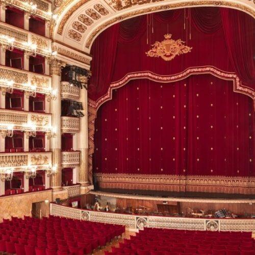 Storia del teatro San Carlo di Napoli